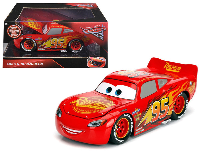 Disney Pixar Cars 3 Lightning McQueen SOLD OUT