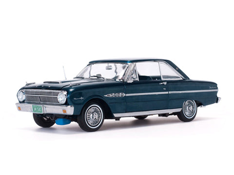 Diecast 1963 Falcon Hardtop Oxford Blue 1/18