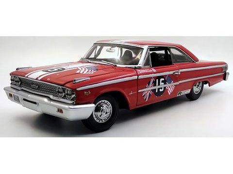Diecast 1963 Ford Galaxie 500XL #15
