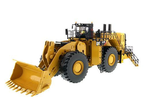 Diecast CAT Caterpillar 994K Wheel Loader with Rock Bucket High Line series 1/50th