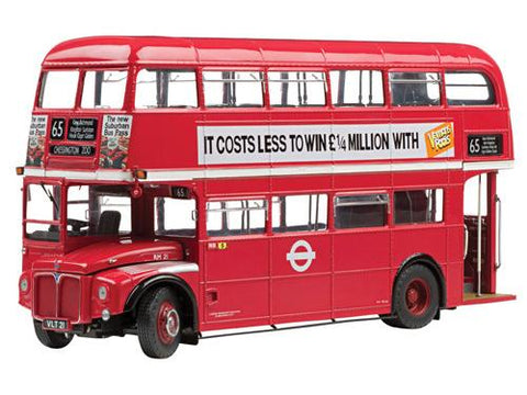 Diecast Routemaster 1958 Double Decker Bus