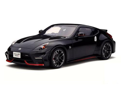 Diecast Nissan Fairlady Z, Nismo Z-34, 1/18th Ltd. ed., RHD