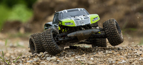 ECX Amp monster truck