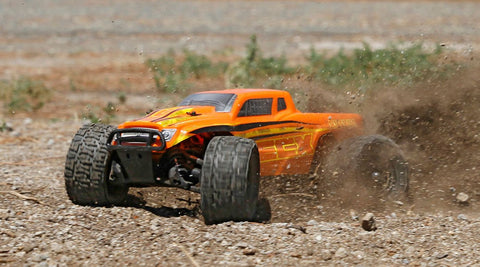 ECX 1/18 Ruckus 4wd monster truck