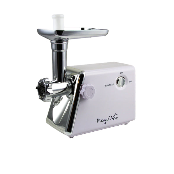 MegaChef 1200 Watt Ultra Powerful Automatic Meat Grinder for Household Use - MG-700