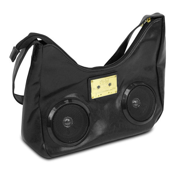 Fi-Hi Boho Stereo Bag - Black