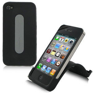XtremeMac Snap Stand for iPhone 4 & 4S, Black, IPP-SS4-13