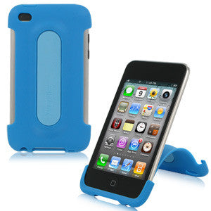 XtremeMac iPod Touch 4G Snap Stand - Peacock Blue, IPT-SS5-23