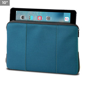 Targus Impax Sleeve Case for Apple iPad & iPad 2 (Blue with Gray Accents), TSS20502US