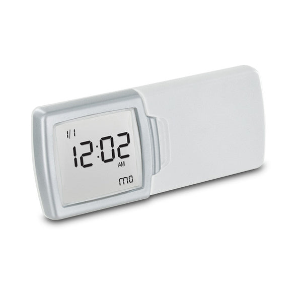 Digital Calendar Clock and Light-Up Magnifier