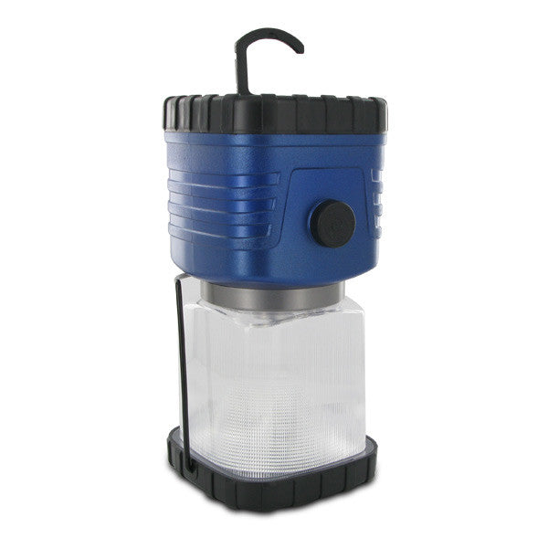 Portable 2-in-1 All Purpose Ultra Bright LED Camping Lantern w/ Dimmer