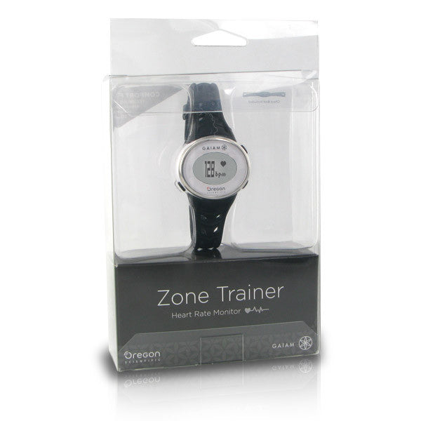 Oregon Scientific SE331M Gaiam Zone Trainer 3.0 - Heart Rate Monitor - SE331M
