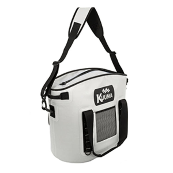 Kuuma 22 Quart Soft-Sided Cooler w/Sealing Zipper - Waterproof Coated Nylon - 70639