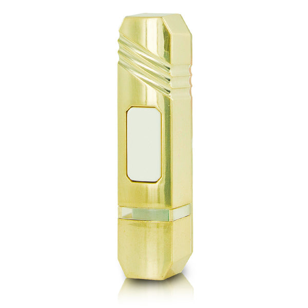 Heath Zenith Wireless Pushbutton (Satin Brass)