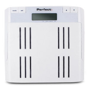Perfect Fitness Body Fat Scale (White)