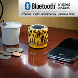 Mini-BOOM Wireless Bluetooth Speaker with Rechargeable Battery (Animal)