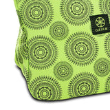 Gaiam Lunch Bag Clutch - Teal Marrakesh