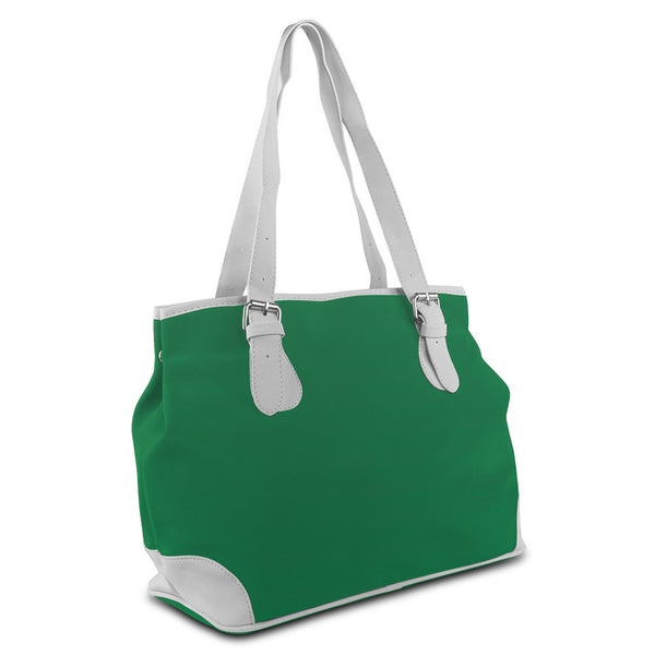 Mad Style Sporty Shoulder Bag, Green - 3406B