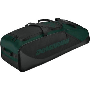 Wilson DeMarini D-Team Duffle Baseball/Softball Bat Bag - Dark Green