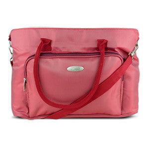 Professional Ladies Laptop Tote for 15.4 Laptops, Red, LT201P