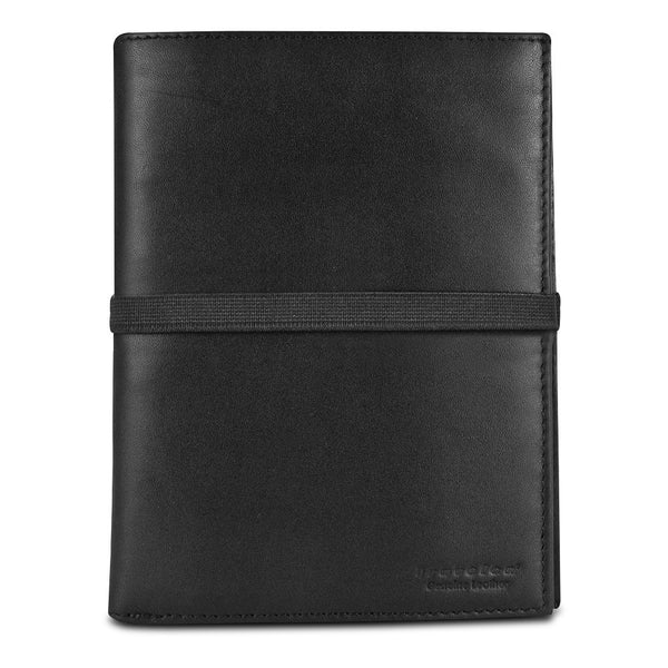 Travelon Hack-Proof Leather RFID Blocking Wallet & Organizer, 72663-50