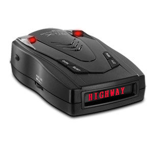 Whistler XTR-435 Laser Radar Detector 360 Degree Protection OLED Text Display