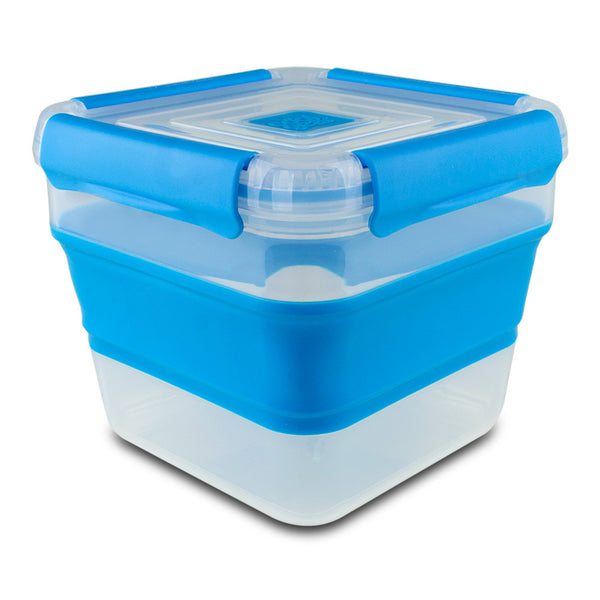 Cool Gear Collapsible Storage Box, 1711 (Blue)