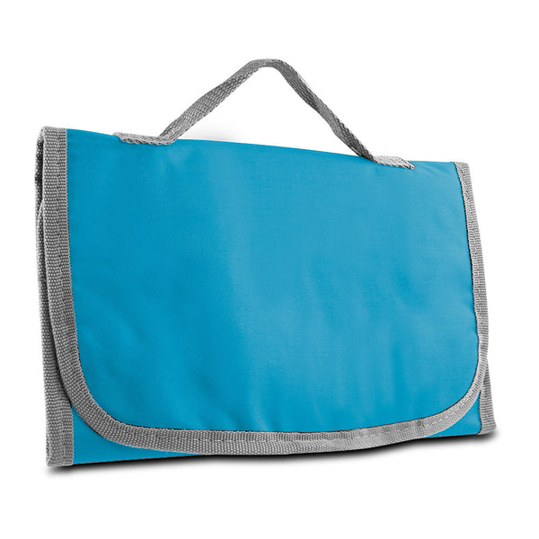 Travelon Trip Logic Tri-Fold Toiletry Kit (Teal)