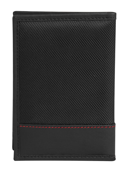 Travelon SafeID Accent Passport Case & Bi-Fold Wallet, Black, 82860-500