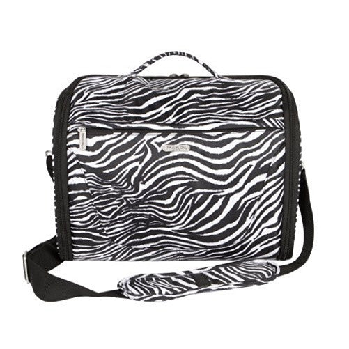 Travelon Large Independence Toiletry Bag - Zebra, 42732-040