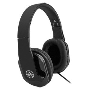 Andrea SB-805B SuperBeam CANS High Definition Stereo Headphones with Microphone