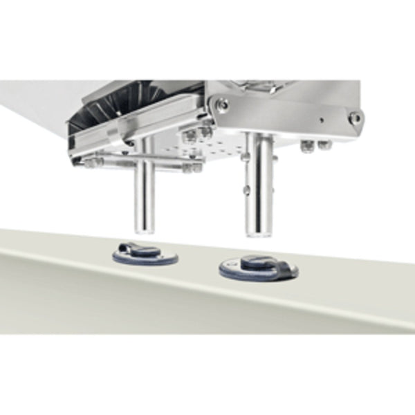 Magma Dual Locking Flush Deck Socket Mount - T10-526