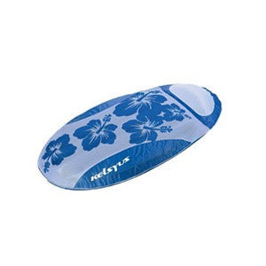 Kelsyus Sunsolite Floating Lounge - Blue Hibiscus