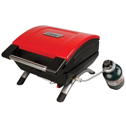 Coleman NXT Lite Portable Propane Table Top Grill - Red
