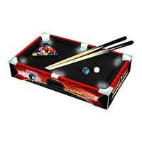 Triumph Sports LUMEN X 20 Table Top Billiards Mini Pool Game, 45-6765
