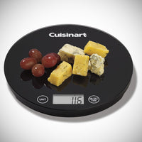 Cuisinart DigiPad Digital Kitchen Scale, Red