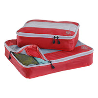 Uncharted Ultra-Lite Packing Cube 2 Piece Set, Cherry, UF52