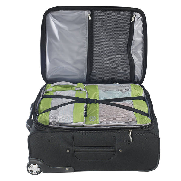 Uncharted Ultra-Lite Packing Cube 2 Piece Set, Green