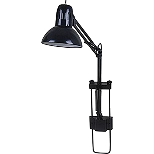 Tensor Swing Arm Cubicle Desk Lamp, Black