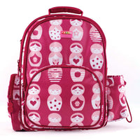Penny Scallan Medium Backpack - Pink Russian Doll - PSST001