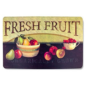 Anti Fatigue Kitchen Floor Mat, Fresh Fruit (18x30)
