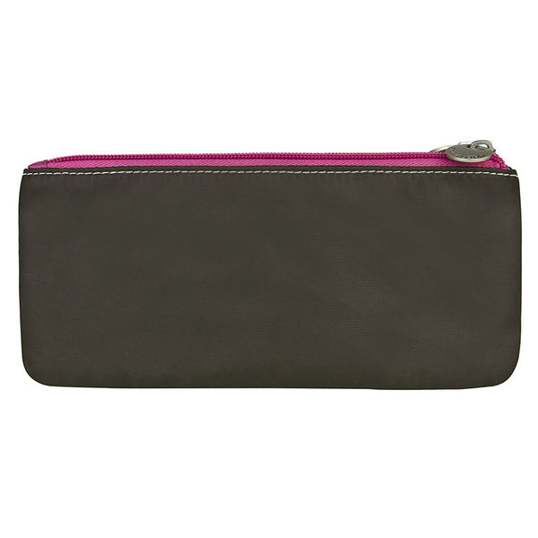 Travelon Safe ID Double Zip Clutch Wallet, Black, 22715-500