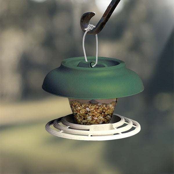 Marchioro Break Time All Seasons Outdoor Bird Feeder