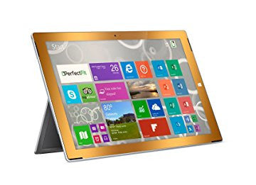 PerfectFit GlassShield Screen Protector for Surface Pro 3, Champagne Gold, DHF-01559