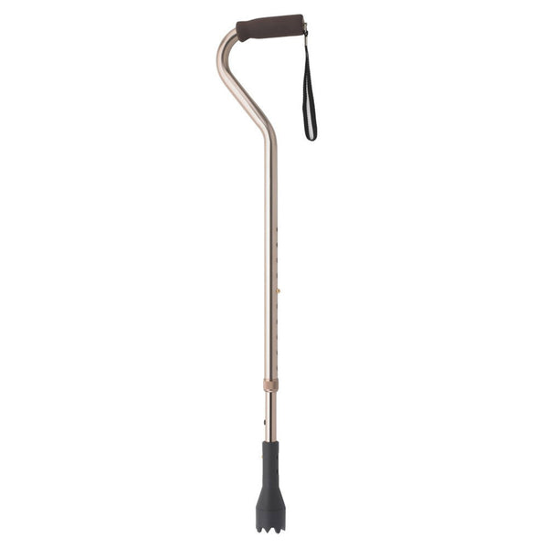 Drive Medical All Terrain Cane, Bronze