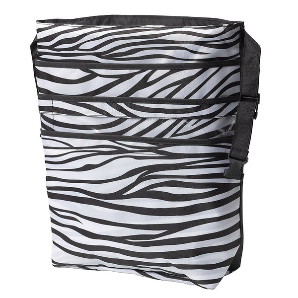 Drive Medical AgeWise Back of Wheelchair Organizer (Zebra)