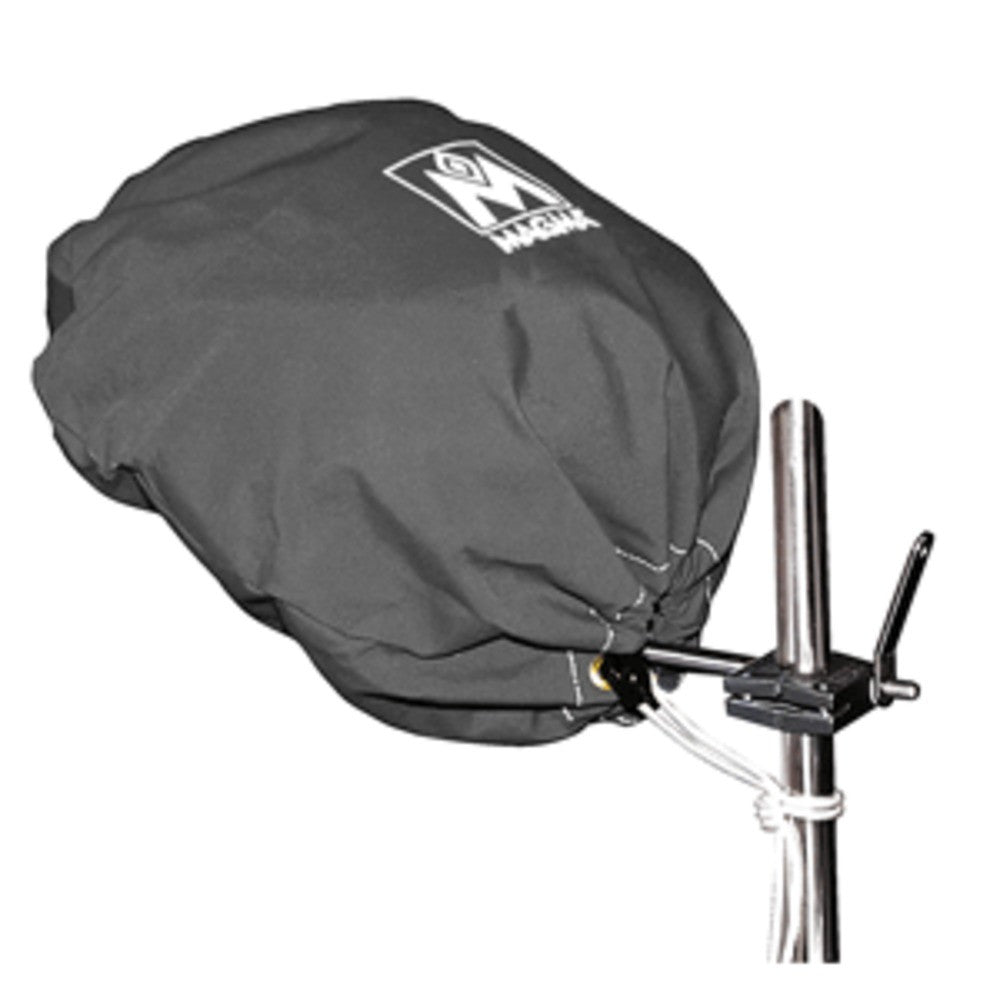 Magma Grill Cover f/Kettle Grill Original Size Jet Black