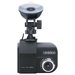 Uniden DC4GT Full HD Dash Camera with GPS and Red Light Camera Warning, DC4GT