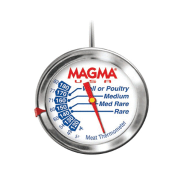 Magma Gourmet Meat Thermometer - Stainless Steel
