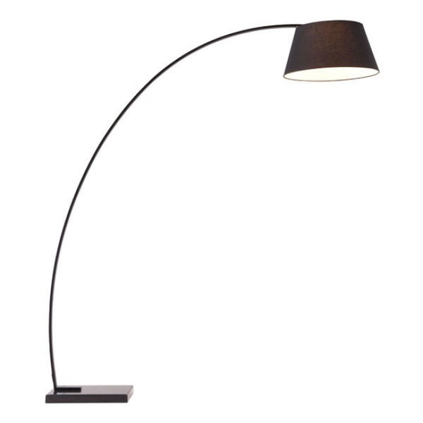 Vortex Floor Lamp - Black - 50074